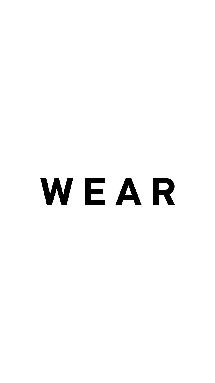 ファッションアプリ「wear」をレビュー!見ているだけでおしゃれに!