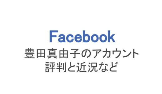 豊田真由子のフェイスブックが話題!評判やブログ、近況まで